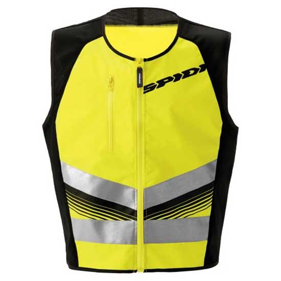 Reflective Vests Hv Net Light from Spidi