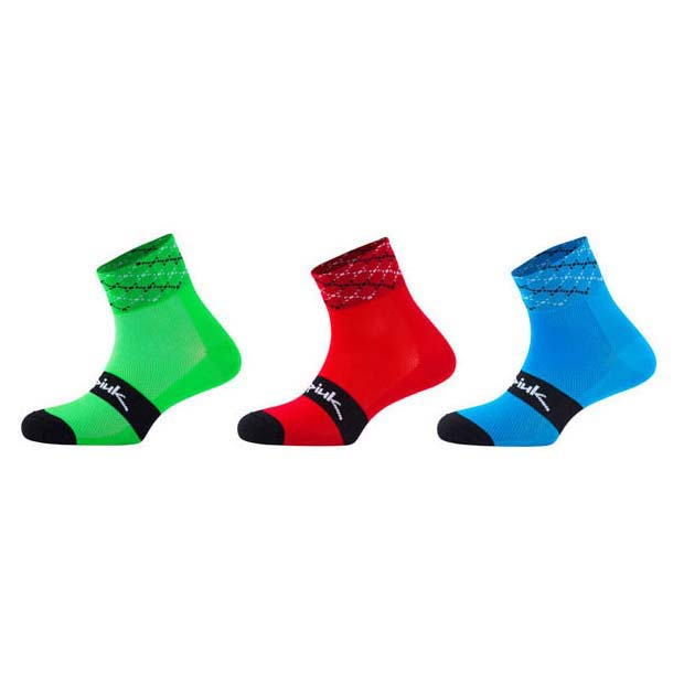 Socks Anatomic 3 Pair from Spiuk