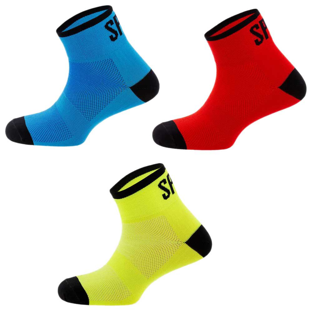 Socks Anatomic 3 Pairs from Spiuk
