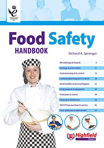 The Food Safety Handbook from sprenger