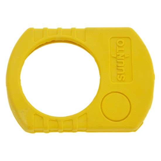 Instrument Body Cover. Yellow. Drwg No from suunto