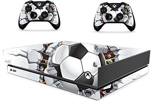 Xbox One X Usa Flag Skin Sticker Console Decal Vinyl Xbox Controller To Help Digest Greasy Food Faceplates, Decals & Stickers