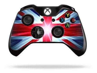 Union Jack Xbox One Remote Controller/Gamepad Skin / Cover / Vinyl Decal xb1r16 from the grafix studio