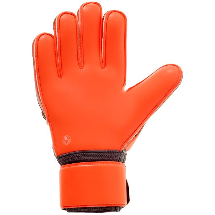 Goalkeeper gloves Aerored Supersoft from Uhlsport