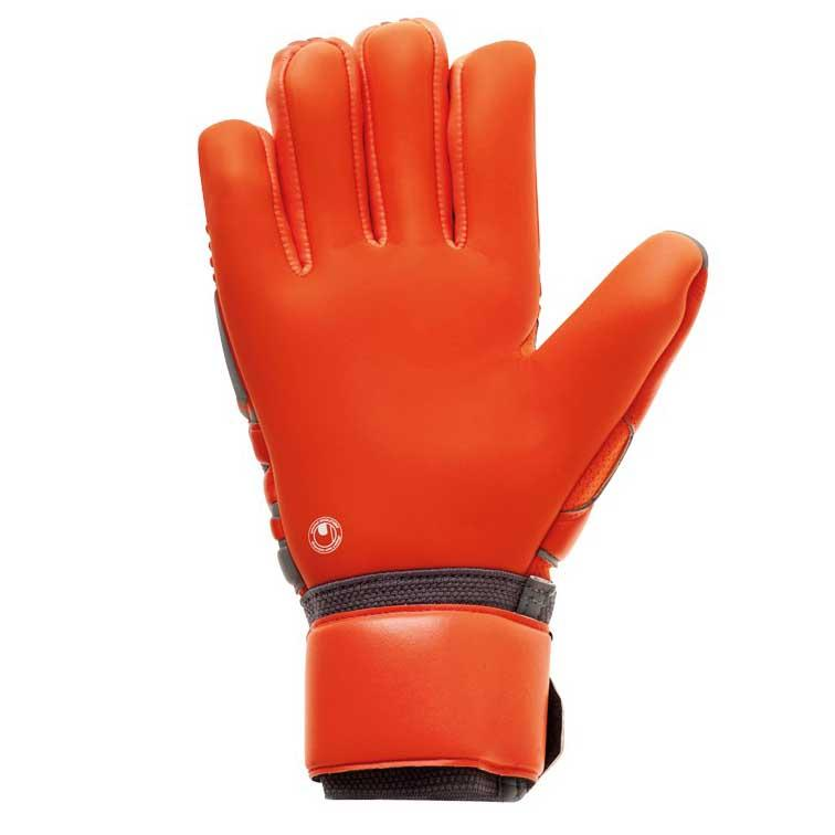 Goalkeeper gloves Aerored Supersoft Hn from Uhlsport