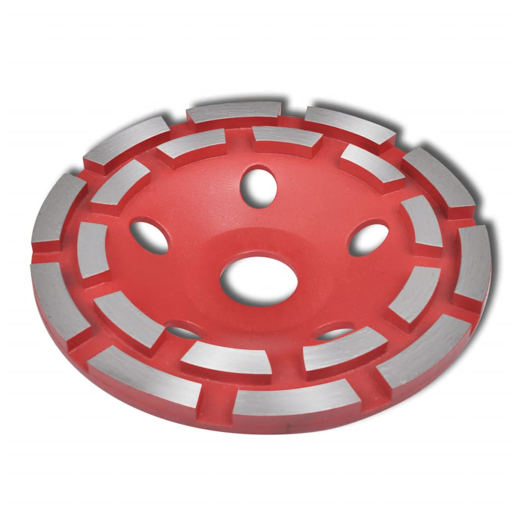 vidaXL Diamond Grinding Cup Wheel Double Row 125mm from vidaXL