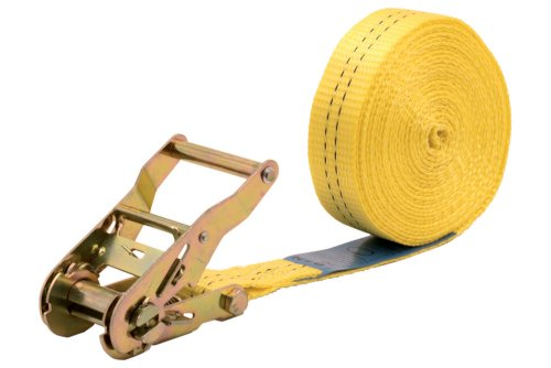 Wolfcraft 3277000 Ratchet Strap 8m, Tension: 4.000 kg from Wolfcraft
