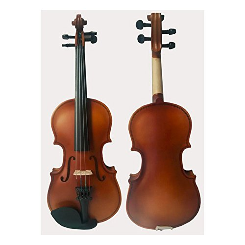 Solid wood Violin Maple Spruce with Case&Rosin instrument Multi-size classic from xichengshidai